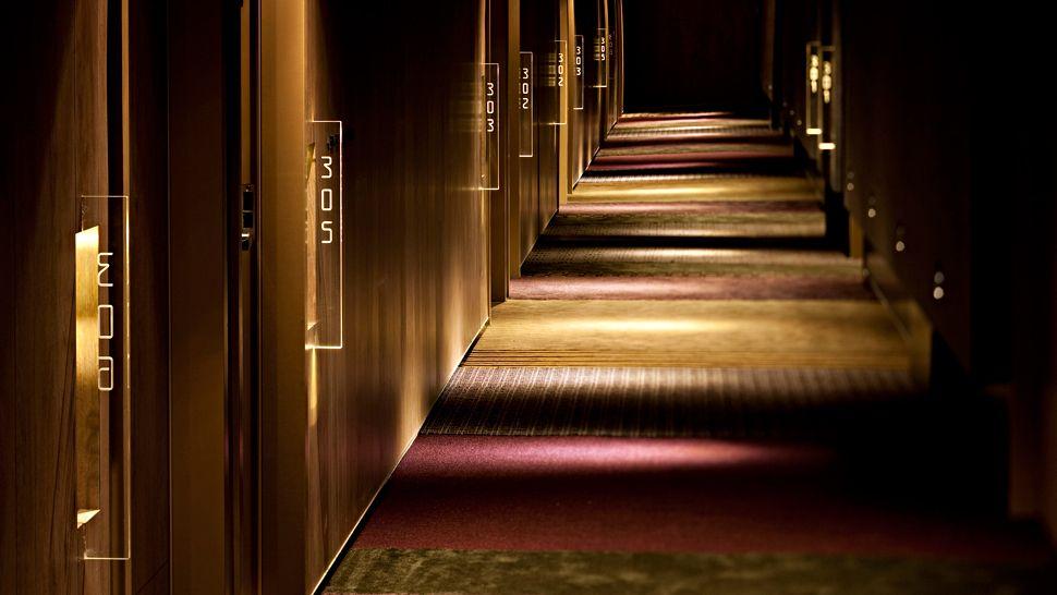 Hotelové trezory, sejfy, skrinky