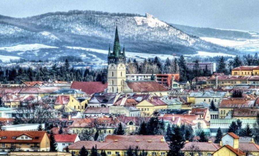 Trezory Prešov