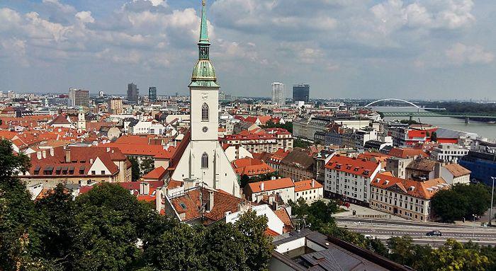 Trezory Bratislava