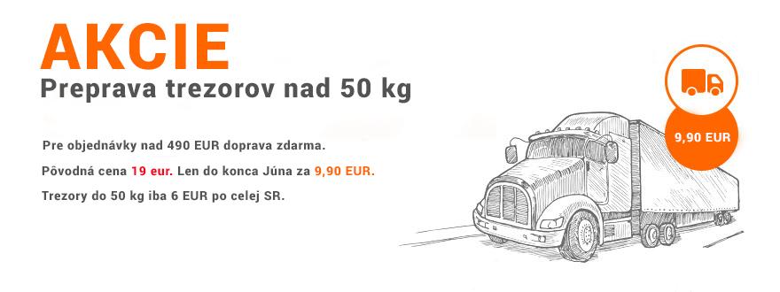 Akce na Dopravu po celém Slovensku
